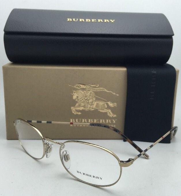 da8c8f8cb9f New BURBERRY Eyeglasses B 1273 1145 52-19 and 50 similar items. S l1600