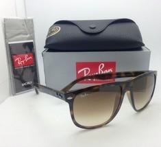 Authentic RAY-BAN Sunglasses RB 4147 710/51 60-15 Havana w/Brown Gradient Lenses