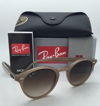 New RAY-BAN Sunglasses RB 2180 6166/13 49-21 Turtledove Frame w/ Brown Gradient