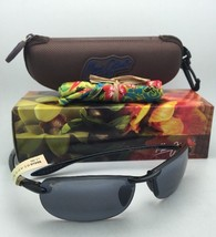 Maui Jim Sunglasses Makaha Reader + 1.5 G 805-02 15 64-15 Black w/ Neutral Grey - $229.00