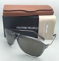 Oliver Peoples Sunglasses Braedon Ov 5340SU 113239 Workman Grey w/ Grey+Mirror - $419.95
