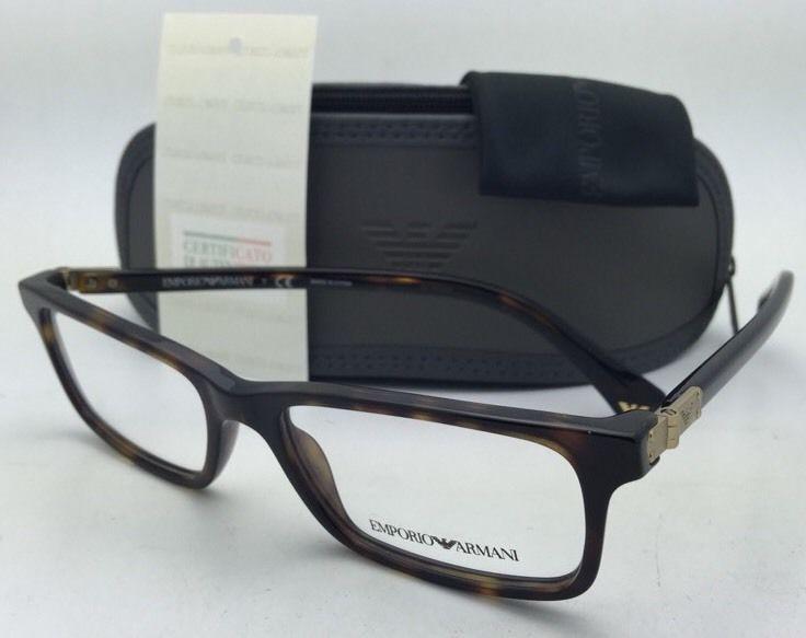 94a7bb1084 New EMPORIO ARMANI Eyeglasses EA 3005 5026 and 50 similar items. S l1600