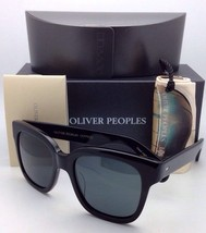 New OLIVER PEOPLES Sunglasses BRINLEY OV 5281SU 1005/87 Black Frame w/ Grey Lens