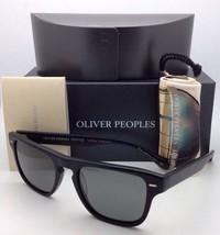 Vfx+Polarized Oliver Peoples Sunglasses Strathmore Ov 5282SU 1465/K8 Black /Grey - $429.95