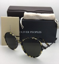 Oliver Peoples Sunglasses Corby Ov 5347SU 157171 51-19 Vdtb Tortoise w/G15 Green - $399.95