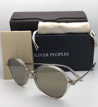 Oliver Peoples Sunglasses Corby Ov 5347SU 14675A 51-19 Dune Frame w/Flash Mirror - $399.95
