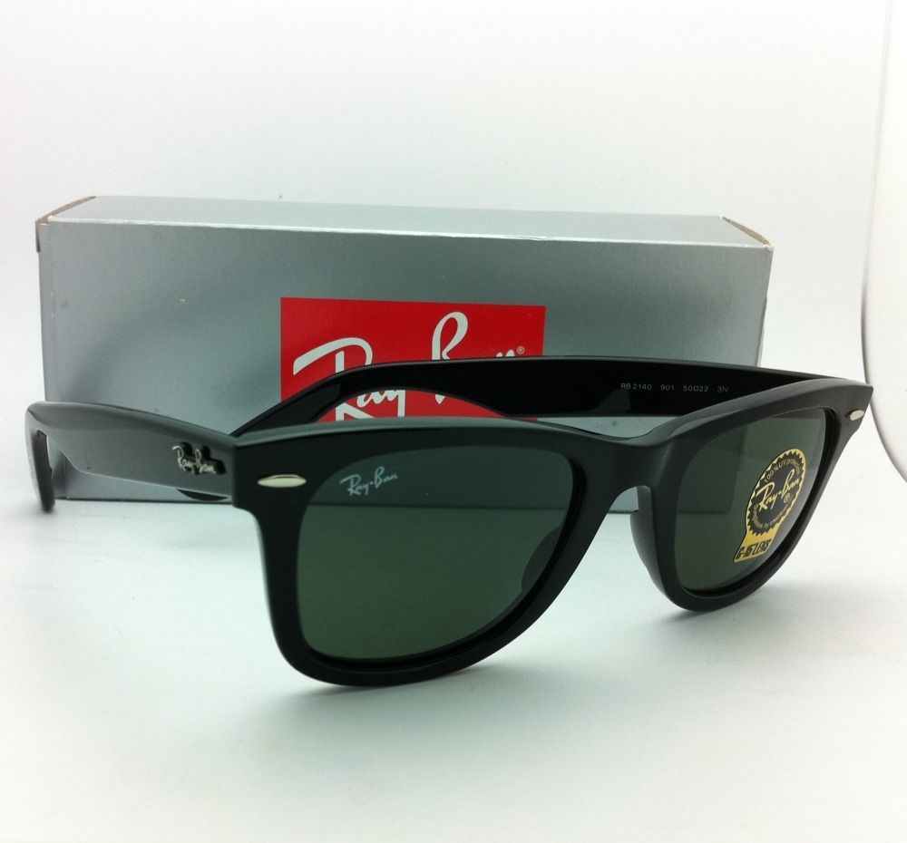 2d5aa2ffc14fd New Ray-Ban Sunglasses RB 2140 901 50-22 and 50 similar items. S l1600