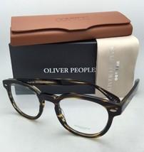 Oliver Peoples Eyeglasses Sheldrake Ov 5036 1003L 49-22 Cocobolo/Tortoise Frames - $339.95