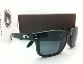 Authentic Oakley Sunglasses HOLBROOK OO9102-02  Polished Black w/ Grey Polarized - $169.95