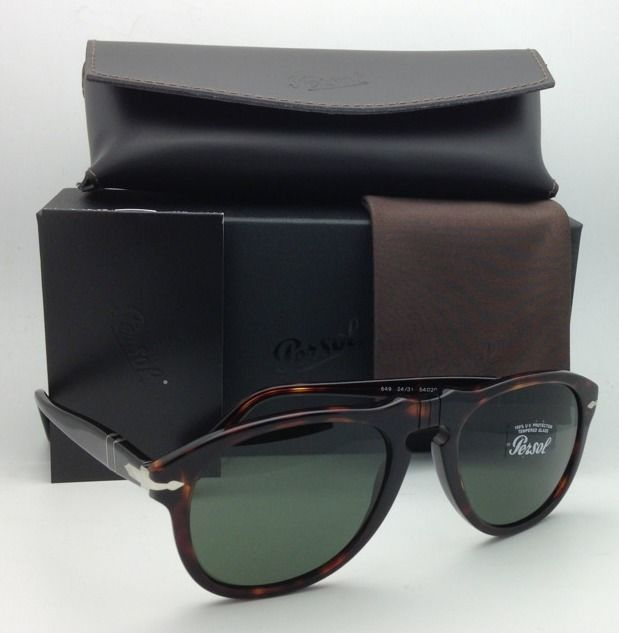 827bc700853 New Authentic PERSOL Sunglasses 649 24 31 and 39 similar items. S l1600