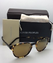 Oliver Peoples Sunglasses Fairmont Sun Ov 5219-S 1407W4 Tortoise w/ Gold Mirror - $399.99