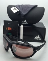 ADIDAS Sunglasses EVIL EYE EVO PRO L A193/00 6050 Matte Black & Grey w/ Mirror