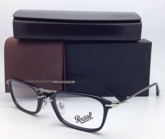 7f79b5cbcbe New PERSOL Rx-able Eyeglasses Frames 3044-V and 50 similar items. S l1600