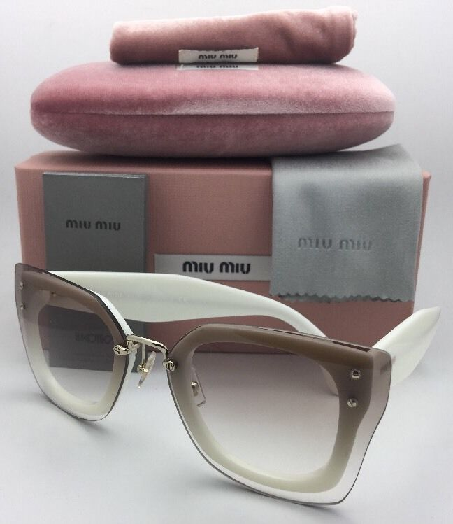 a7b5f386c6e7 MIU MIU Sunglasses SMU 04R 7S3-1L0 67-16 and 45 similar items