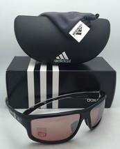 ADIDAS Sunglasses KUMACROSS 2.0 A424 6061 Black & Black Camo Frame w/ LST Mirror