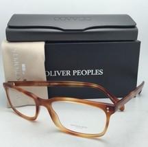 New Oliver Peoples Eyeglasses Denison Ov 5102 1237 53-17 Carretto Tortoise Frame - $299.99