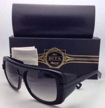 New DITA Sunglasses TITAN DRX-2032B-59 Black Frame / Gray Gradient/ Side Shields