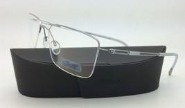 SILHOUETTE Eyeglasses TITAN NEXT GENERATION NYLOR 5278 6050 55-18 Silver... - $199.95