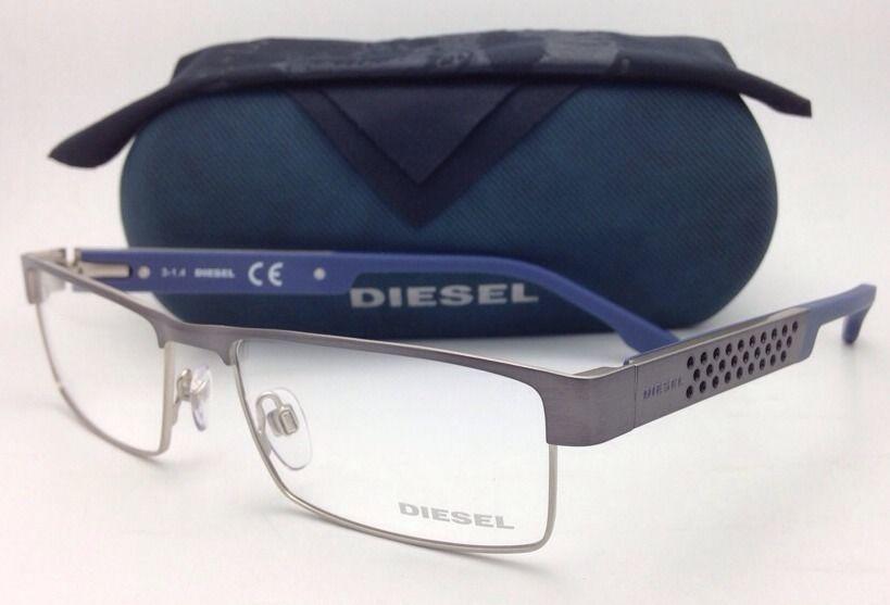 61b715652a New DIESEL Eyeglasses DL 5020 008 55-17 and 14 similar items