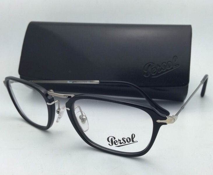 2932fd6df31 New PERSOL Rx-able Eyeglasses 3079-V 95 and 50 similar items