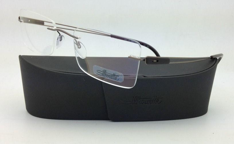 1d1af9d335 Silhouette Eyeglasses Titan Design 7657 6054 and 50 similar items. S l1600