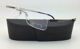 SILHOUETTE Eyeglasses TITAN DESIGN 7657 6054 50-19 Brown-Bronze w/ Clear... - $265.95