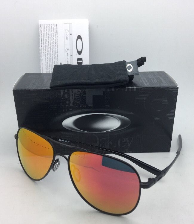 3a22908dd78 New OAKLEY Sunglasses ELMONT M OO4119-0458 and 50 similar items. S l1600