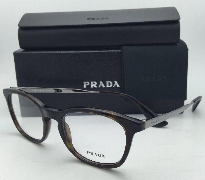 bd3288f33d9 New PRADA Eyeglasses VPR 01P 2AU-1O1 50-19 and 50 similar items