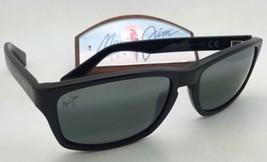 Polarized MAUI JIM Sunglasses McGREGOR POINT MJ 291-02 Black Frames w/Grey Lens