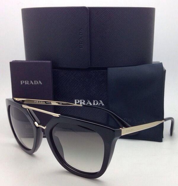 c4def862191 New PRADA Sunglasses SPR 13Q 1AB-0A7 54-20 and 50 similar items