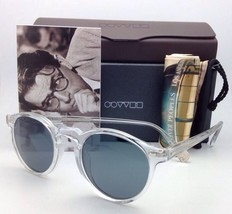 Oliver Peoples Sunglasses Gregory Peck Ov 5217-S Clear /Photochromic Indigo Blue - $429.99