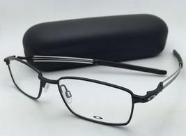 New OAKLEY Eyeglasses CATAPULT OX5092-0152 52-17 Satin Black Frame w/ Clear Demo