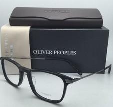 New Oliver Peoples Eyeglasses Harwell Ov 5278U 1465 52-19 Semi-Matte Black Frame - $389.99