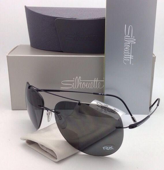 e74359f4c5b Polarized SILHOUETTE Rimless Titanium and 11 similar items. S l1600