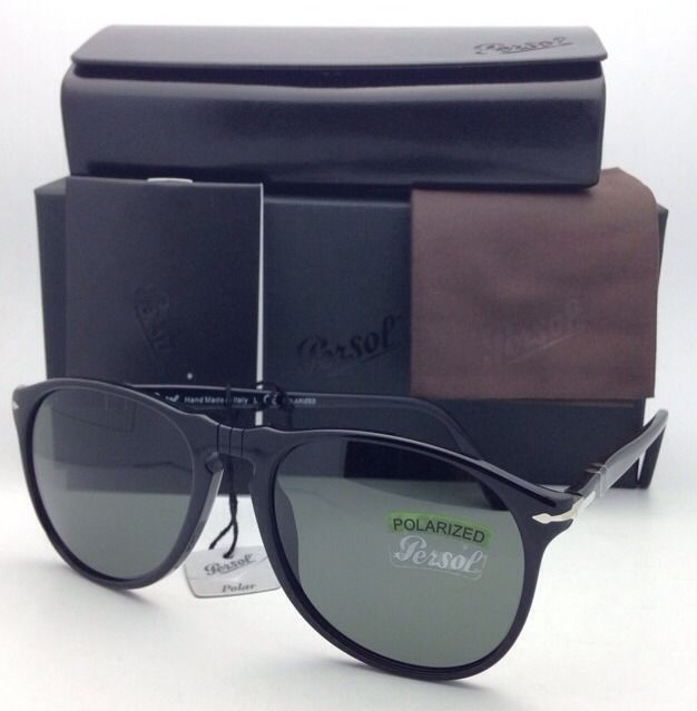 ccf86b2bce691 PERSOL POLARIZED Sunglasses 9649-S 95 58 and 34 similar items. S l1600