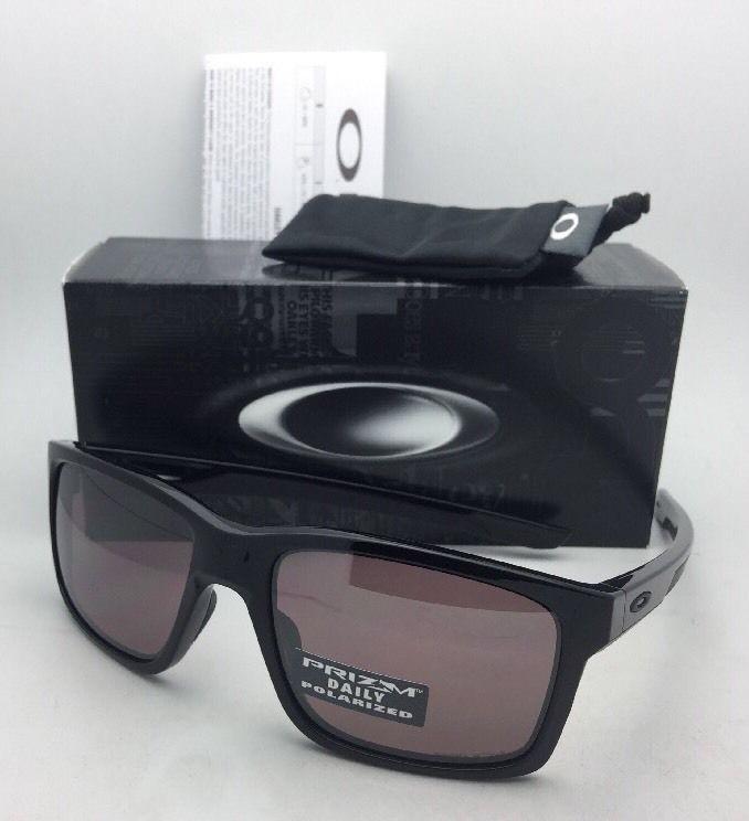 bacb8e7ef1004 S l1600. S l1600. Previous. Polarized OAKLEY Sunglasses MAINLINK OO9264-08  Black Frame w  PRIZM Daily Lenses