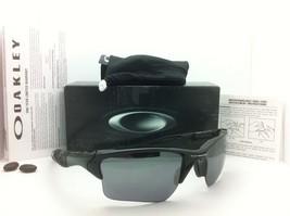 OAKLEY Sunglasses HALF JACKET 2.0 XL OO9154-01 Polished Black w/ Black Iridium