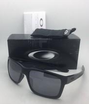 New OAKLEY Sunglasses MAINLINK OO9264-02 Polished Black Frames w/ Black Iridium