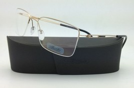 SILHOUETTE Eyeglasses TITAN NEXT GENERATION NYLOR 5278 6051 55-18 Gold w... - $199.95