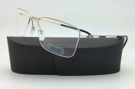 SILHOUETTE Eyeglasses TITAN NEXT GENERATION NYLOR 5278 6051 55-18 Gold w... - $199.95