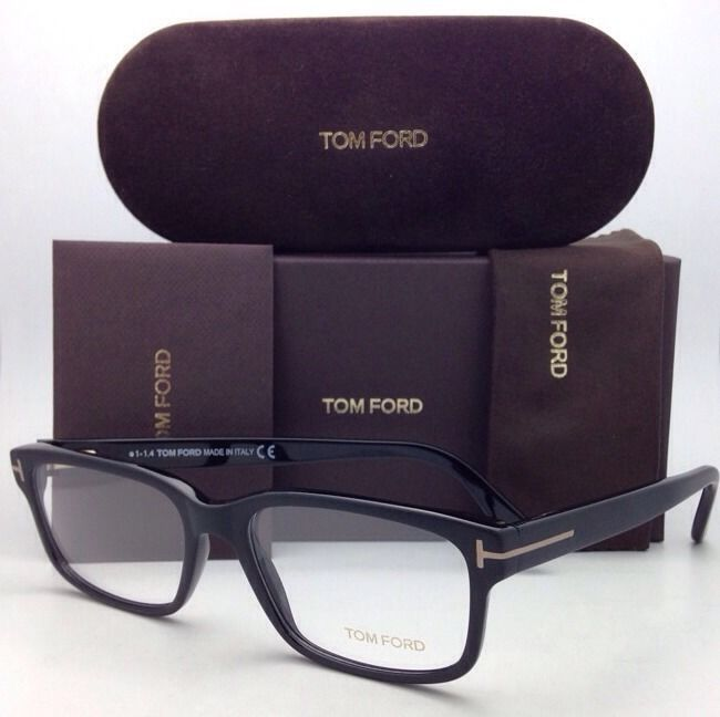 5b193d7785a19 New TOM FORD Eyeglasses TF 5313 002 55-17 and 50 similar items. S l1600