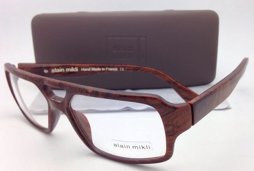 e9c2a0ef8a7 New ALAIN MIKLI Eyeglasses AL 1127 0430 and 50 similar items