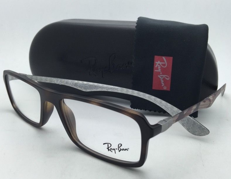 da322885a8f S l1600. S l1600. Previous. RAY-BAN Eyeglasses TECH SERIES RB 8902 5479  Tortoise   Camo Carbon Fiber Frames