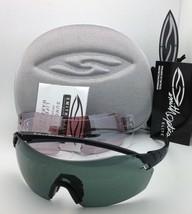 SMITH OPTICS PIVLOCK V2 TACTICAL EyeShield Deluxe Kit Black w/ 3 sets of lenses