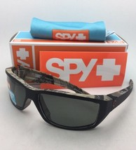 Polarized SPY OPTIC Sunglasses DIRTY MO True Timber Camo Frame w/Grey-Green Lens