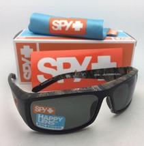 Polarized SPY OPTIC Sunglasses ADMIRAL Decoy True Timber Camo Frame w/Grey-Green - $154.95