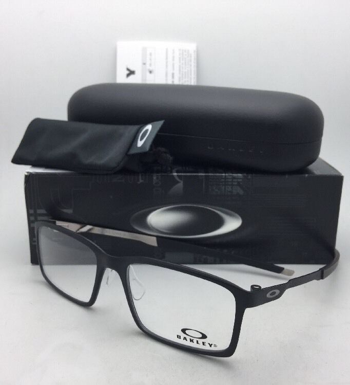 34978fbee6a7 New Oakley Eyeglasses Steel Line S and 50 similar items. S l1600