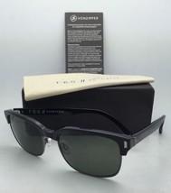 New F.C.G. VONZIPPER Sunglasses VZ MAYFIELD Black Frame w/ Vintage Grey Lenses