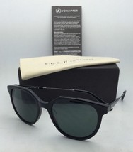 F.C.G. VONZIPPER Sunglasses VZ HYDE Gloss Black Frame w/ Vintage Grey Lenses