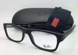 New RAY-BAN Rx-able Eyeglasses/Frames YOUNGSTER RB 5268 5119 50-17 Black w/demo